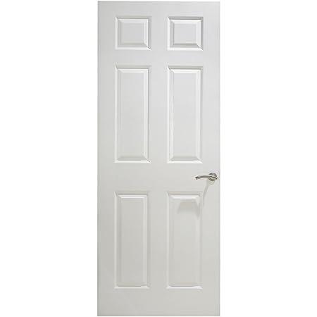 Premdor Moulded 6 Panel Textured Internal Door - H 78in x W 24in x D 35mm  sc 1 st  Amazon UK & Premdor Moulded 6 Panel Textured Internal Door - H 78in x W 24in x D ...