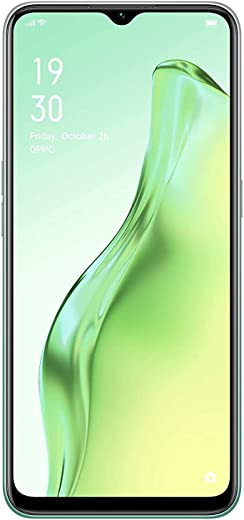 Oppo A31 (Fantasy White, 6GB RAM, 128GB Storage)