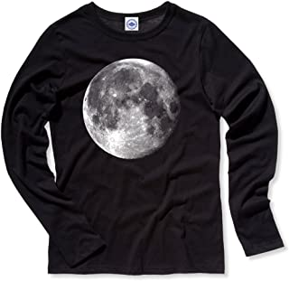 product image for Hank Player U.S.A. Full Moon Women's Long Sleeve T-Shirt