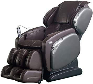 osaki os4000lsb model os4000ls zerogravity massage chair brown foot rollers