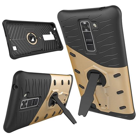 Amazon com: for LG K7 Case [360 Kickstand Holder] GuluGuru
