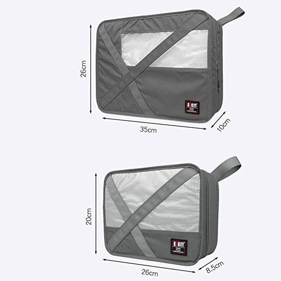 979a50166531 Amazon.com: min Packing Cubes Organizer Bags for Travel Accessories ...
