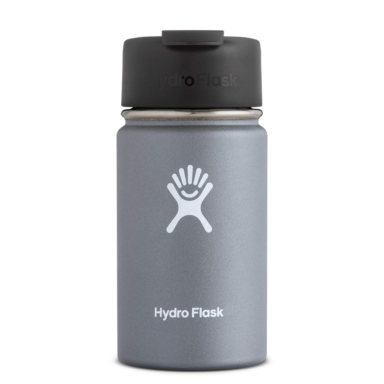 Hydro Flask Travel Coffee Flask - 12 oz, Graphite by Hydro Flask