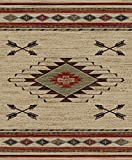 Mayberry Rugs AD7761 Area, 2'3″ x3'3, Antique
