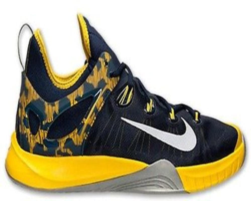 7376332c1618 Nike Zoom Hyperrev 2015 Paul George PE Indiana Pacers Limited 705370-407  Size 8 (Without Box)  Amazon.ca  Shoes   Handbags