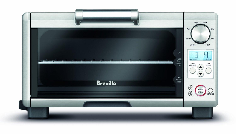 Breville BOV450XL Mini Smart Oven with Element IQ 61Co2CJxu 2BL