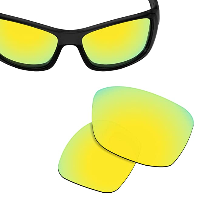 ca83f83e30 Image Unavailable. Image not available for. Color  New 1.8mm Thick UV400 Replacement  Lenses for Oakley Hijinx Sunglass ...