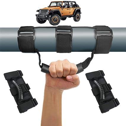 Roll Bar Grab Hand Grip Handle for All Jeep Wrangler TJ YJ JK CJ Sport Off Road