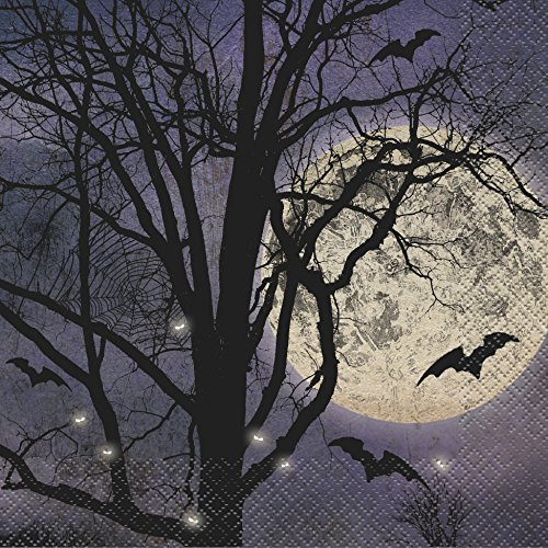 Unique Industries Full Moon Spooky Halloween Night 13