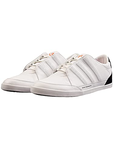 e48f7e72e Mens Y-3 Mens Y-3 Honja Low Classic II Trainers in White Black - UK ...