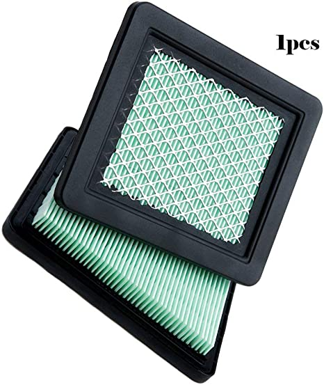 Sweepid Filtre /à air pour Honda 17211-Zl8-023 Gcv135 Gcv160 190 Compatible pour de Nombreux Types Noir
