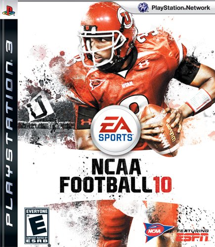 NCAA Football 10 - Playstation 3 (Best Ps3 Football Game)