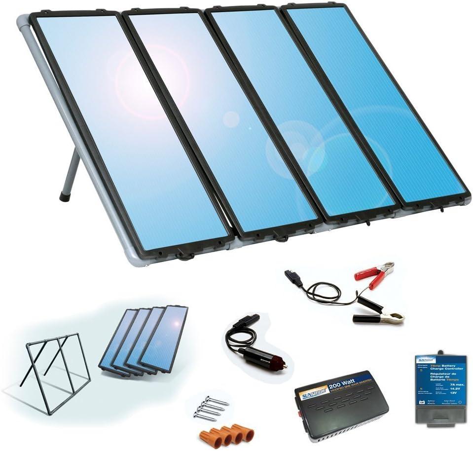 2Sunforce 50048 60W Solar Charging Kit