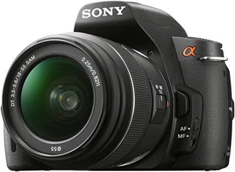 Sony A390L - Cámara digital (Nublado, Luz de día, Flash ...