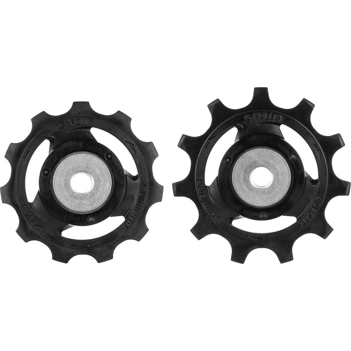 SHIMANO Ultegra 11 Speed Road Pulley Wheel Kit Black, Ultegra RD-R8000 by SHIMANO