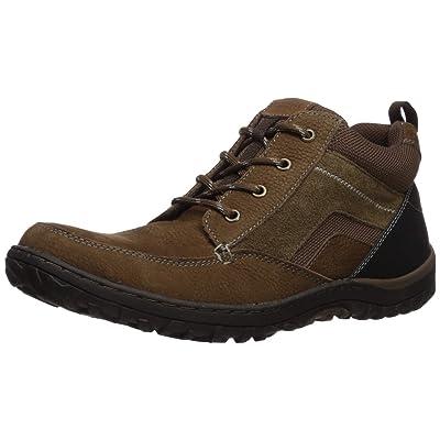 Nunn Bush Men's Quest Chukka Boot, TAN Multi, 13 Medium   Boots