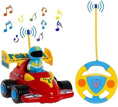 Ferngesteuertes Rennauto Rennwagen RC Kindergeschenk Spielzeugauto Fernbedienung