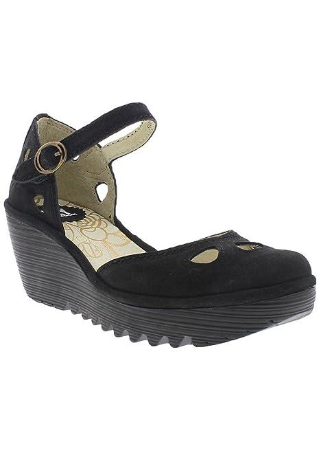 Fly Tacón De Yuna London Zapatos Mujer 2D9IWEHeYb