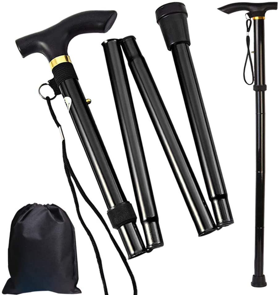 Trekking Poles for Hiking Collapsible Hiking Sticks for Men and Women
