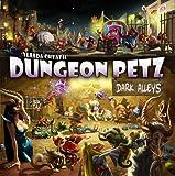 Dungeon Petz Dark Alleys Board Game