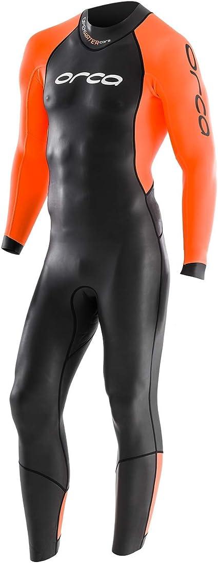 Orca Core Openwater Combinaison Une pi/èce Homme Black