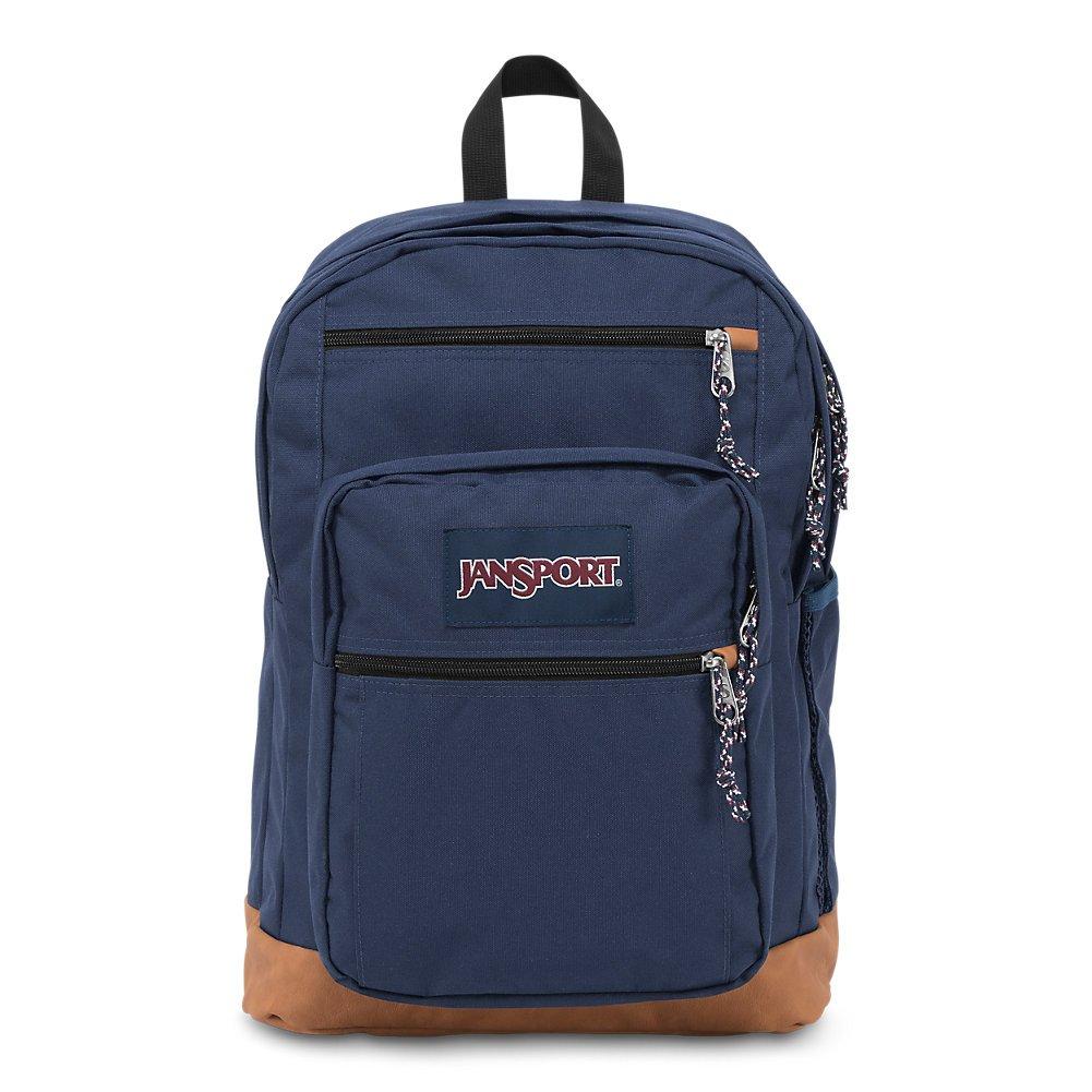 JanSport Cool Student Laptop Backpack - Navy