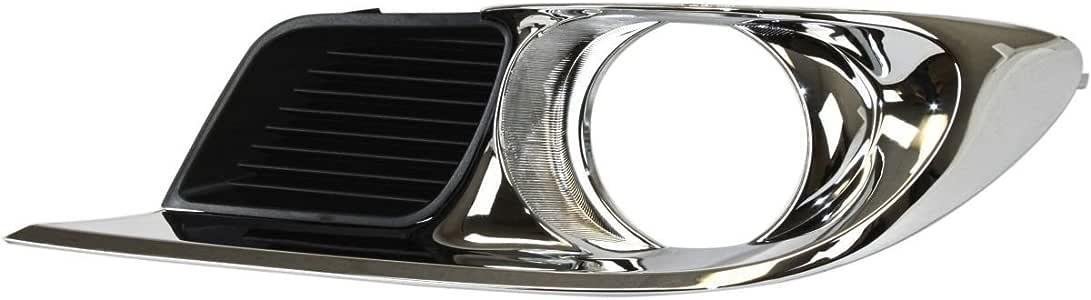 Driver Side for Toyota Avalon TO1038156 2011 to 2012 New Fog Light Trim