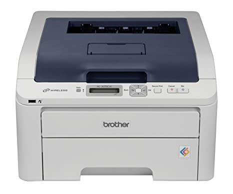 Brother HL-3070CW Compact Digital Color Printer with Wireless Networking