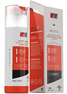 product image for Revita High Performance Stimulating Shampoo Hair Growth Formula (205ml)