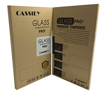 CASSIEY reg; 2.5D Curved Edge 9H Hardness Premium Tempered Glass For Samsung Galaxy Note4   Front Screen guards