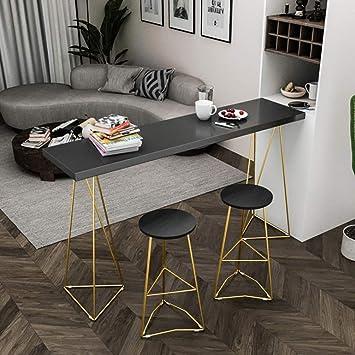 Lzz Massivholz Café Bar Tisch Home Wohnzimmer Wand Bar Tisch Und 2