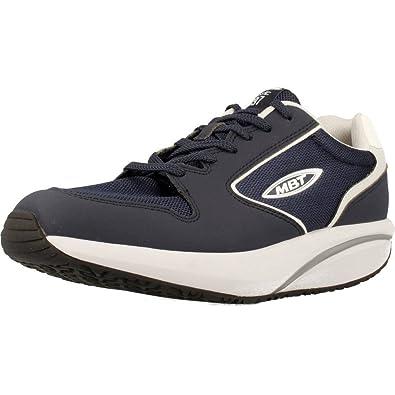Amazon.com  MBT 1997 Zapatilla 700708-1103Y Marino 46 Blue  Shoes 69084523a8