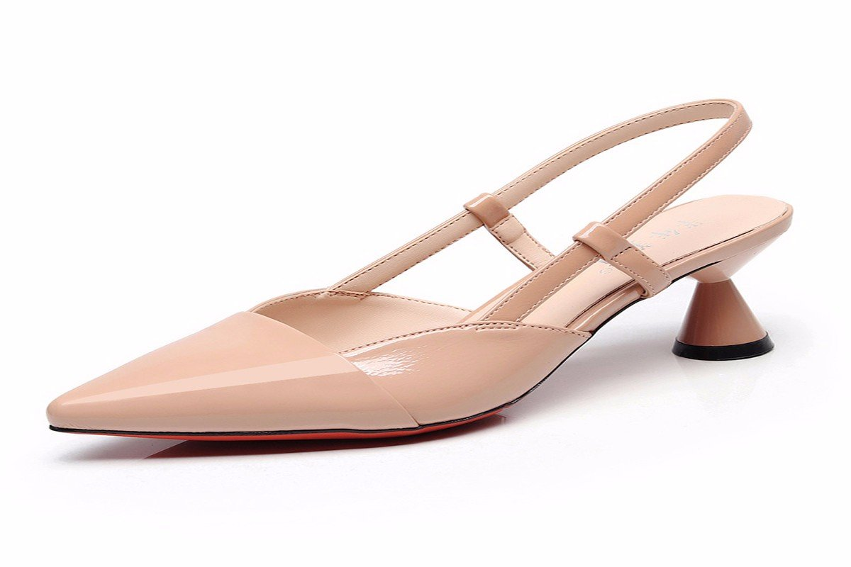 HBDLH-Damenschuhe/Im Frühling und Sommer Damenschuhe Sagte Baotou Schuhe Schuhe Sandaleen und Sandaleen.