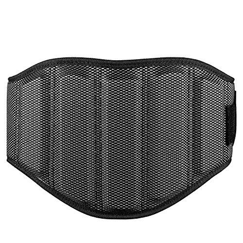 Adjustable Weightlifting Belt, 8-Inch Wide, Pro...