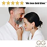 Gold Glow 24k Collagen Under Eye Treatment Patches