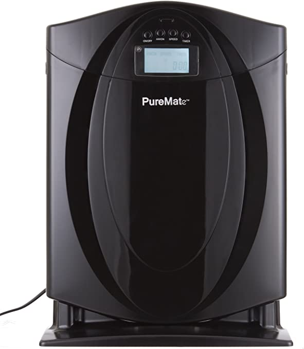 PureMate® PM 500 Purificador & Ionizador Aire HEPA: Amazon.es: Hogar