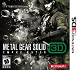 Metal Gear Solid 3D: Snake Eater - 3DS