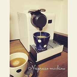 Amazon Co Jp カスタマーレビュー ネスプレッソ コーヒーメーカー ラティシマ タッチ レッド F511re