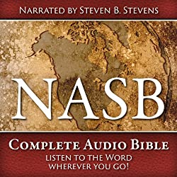 NASB Complete Audio Bible