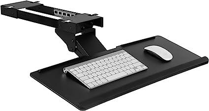 Soporte móvil, de Mount-It!Bandeja de teclado y ratón para ...