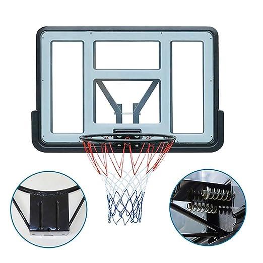 Canasta de Baloncesto Aro De Baloncesto De 43 Montado En La ...