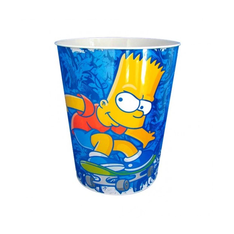 Poubelle de bureau Simpsons The Simpsons