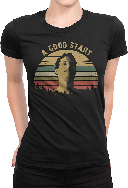 A Good Start Vintage Retro T-Shirt