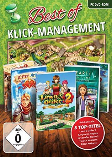 Best of Klick-Management [Edizione. Germania]