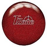 Brunswick Tzone Candy Apple Bowling Ball, 12 lb, Red