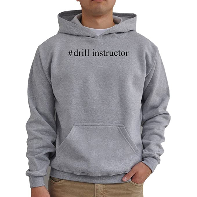 Drill Instructor Hashtag Hoodie rSsAG