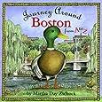 Journey Around Boston from A to Z (Journeys)