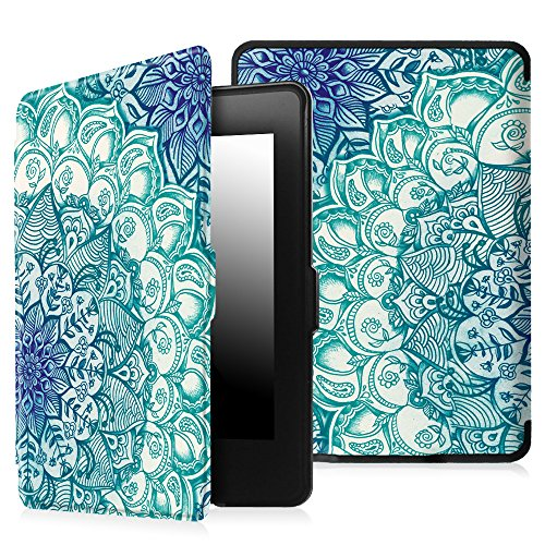 Fintie Case Kindle Paperwhite Illusions