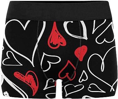 Valentines day underwear  womens underwear  custom underwear  boxers  mens boxers  happy v day