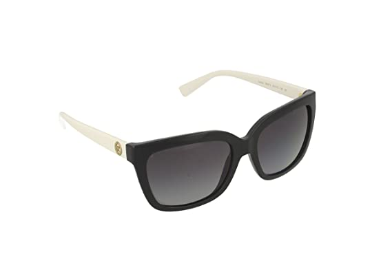 Michael Kors MK6016 Sandestin Gafas de sol, Black Off White ...
